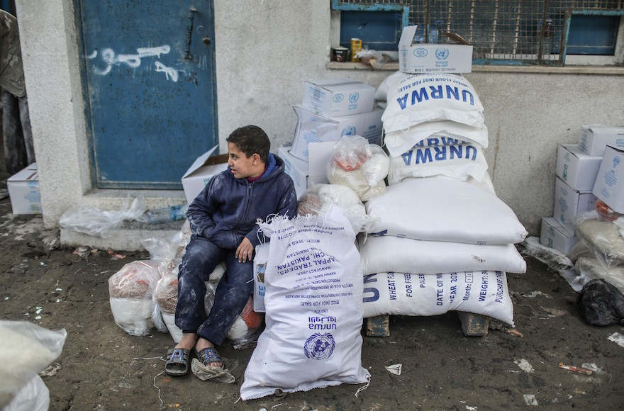 Biden administration resumes payments to UN group that gives Palestinians aid, despite Israel`s objections