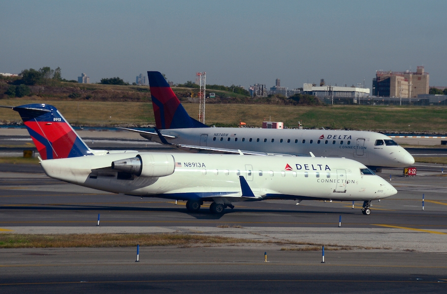 Delta employees detail a pattern of anti-Semitic abuse at