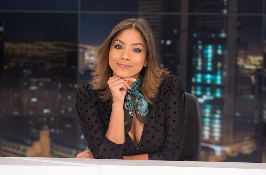 colombian jewish tv news anchor asked to resign after refusing to