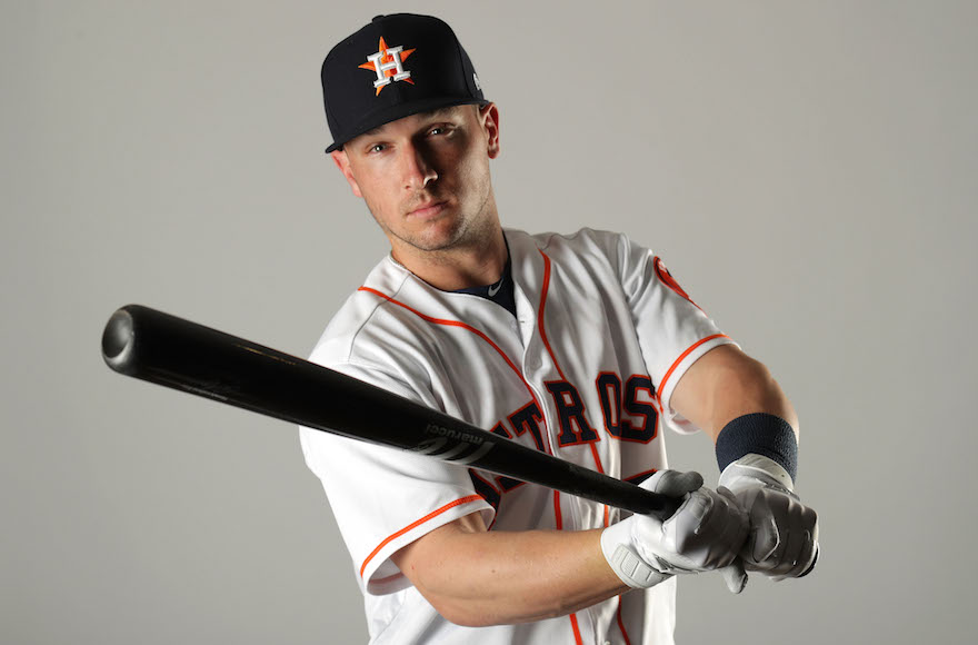 newest collection 2dd5a ac2b5 Alex Bregman is baseball's next Jewish star - Jewish ...