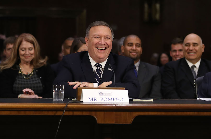Image result for IMAGES MIKE POMPEO