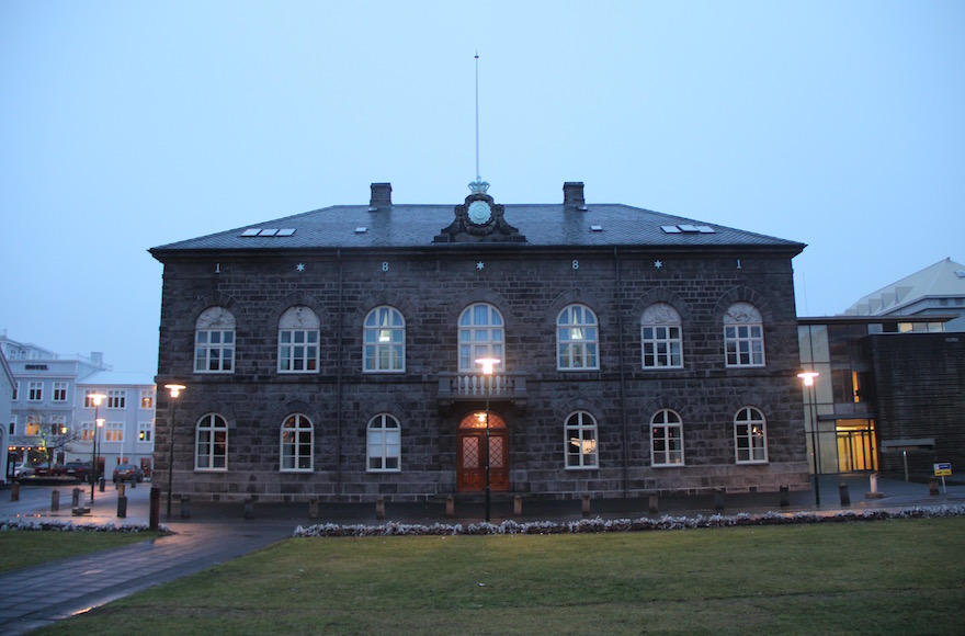 Iceland's Parliament