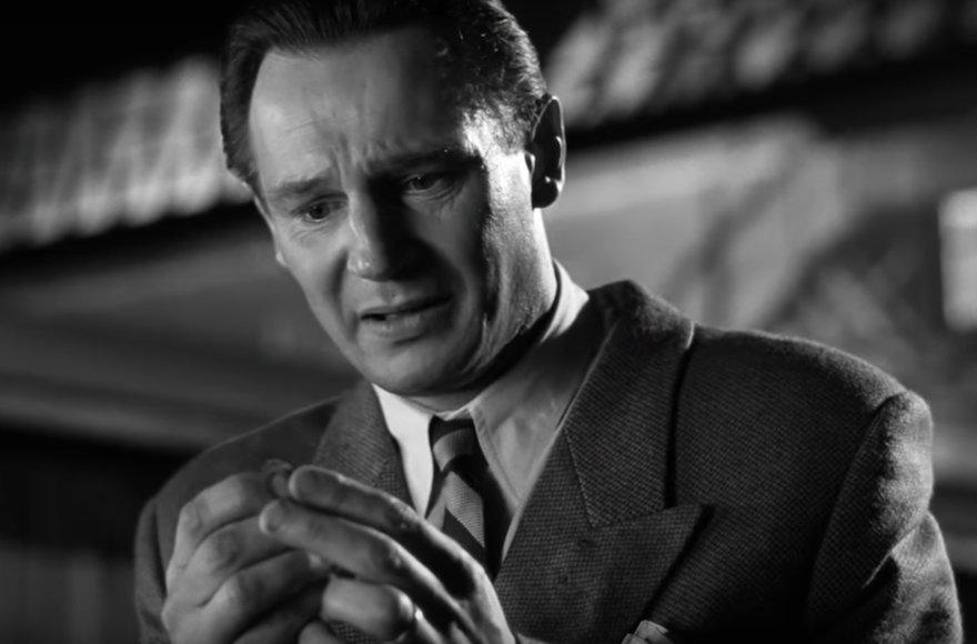 schindlers list in color