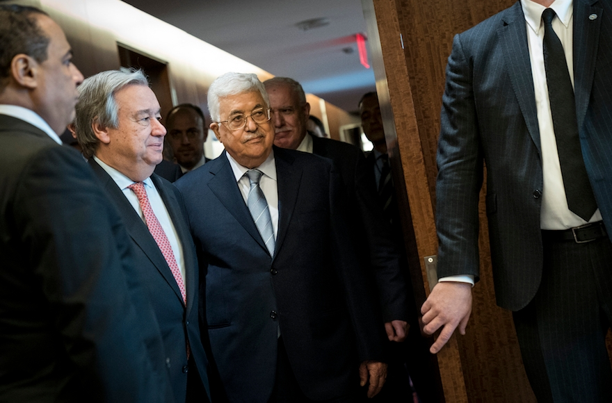 It's not just Abbas: Blaming Jews for the Holocaust is widespread