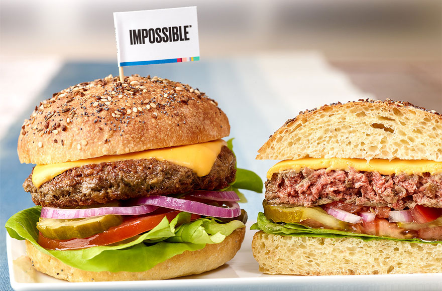 Impossible Burger: The Impossible Burger Is Now Kosher