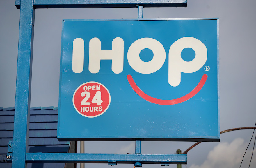 Why these people are celebrating a Jewish holiday at IHOP