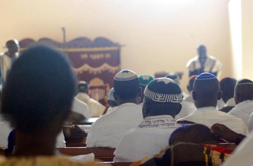 Ugandan rabbi: We need to be treated like any other Jewish community