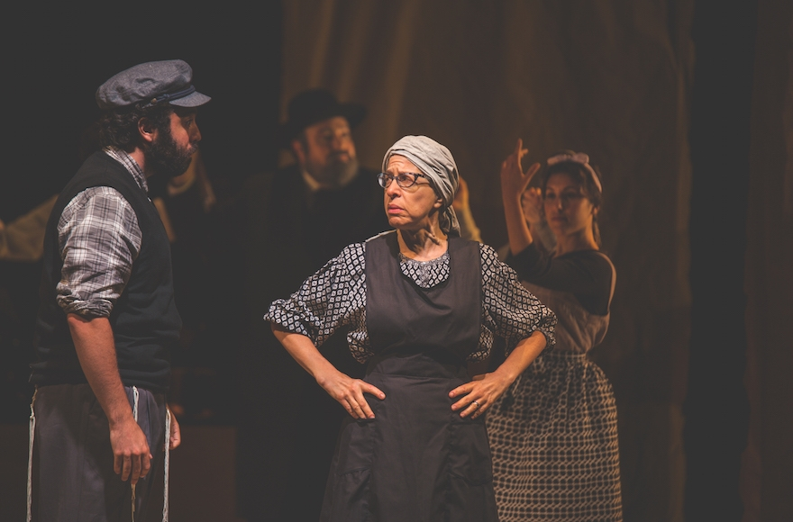 How The Cast Of A New Fiddler On The Roof Production