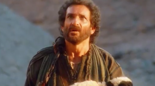 Ben Kingsley as Moses