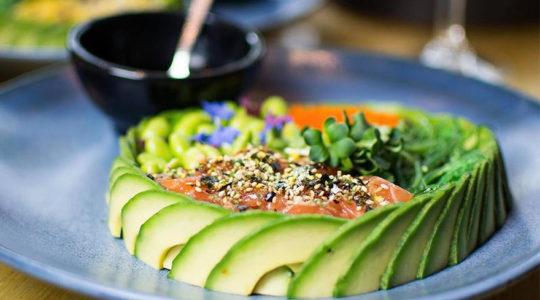 avocado poke