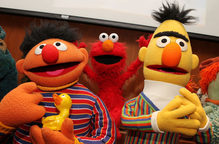 Saying Bert And Ernie Were Gay A Writer For Sesame Street Reopens