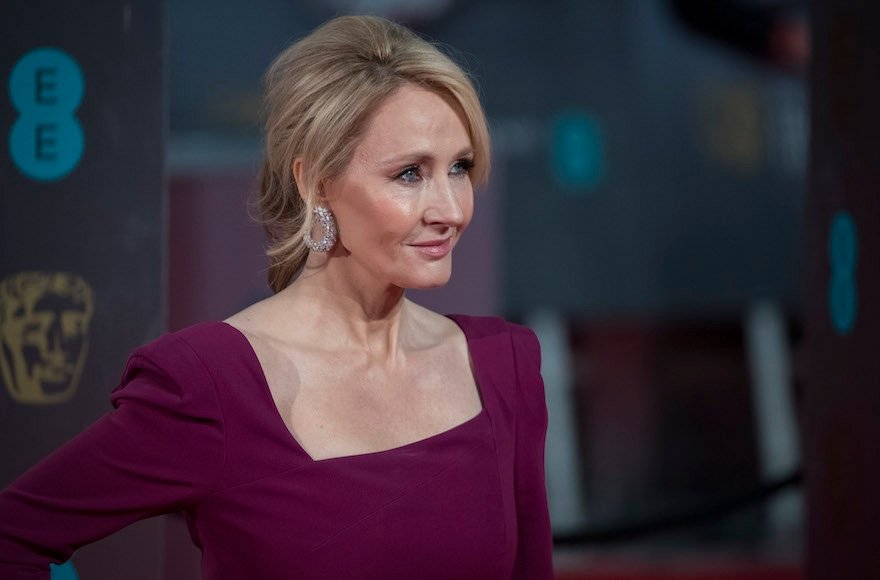 In J.K. Rowling's new novel, a villain is an Israel-hating ...
