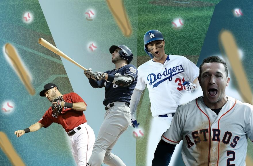 4 Jewish baseball players make a play for the World Series