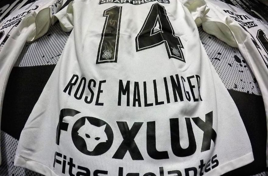 d11052b2538 Uniforms of Brazil's popular Corinthains soccer team had the names of the  victims of the Pittsburgh synagogue shooting attack printed on the back.