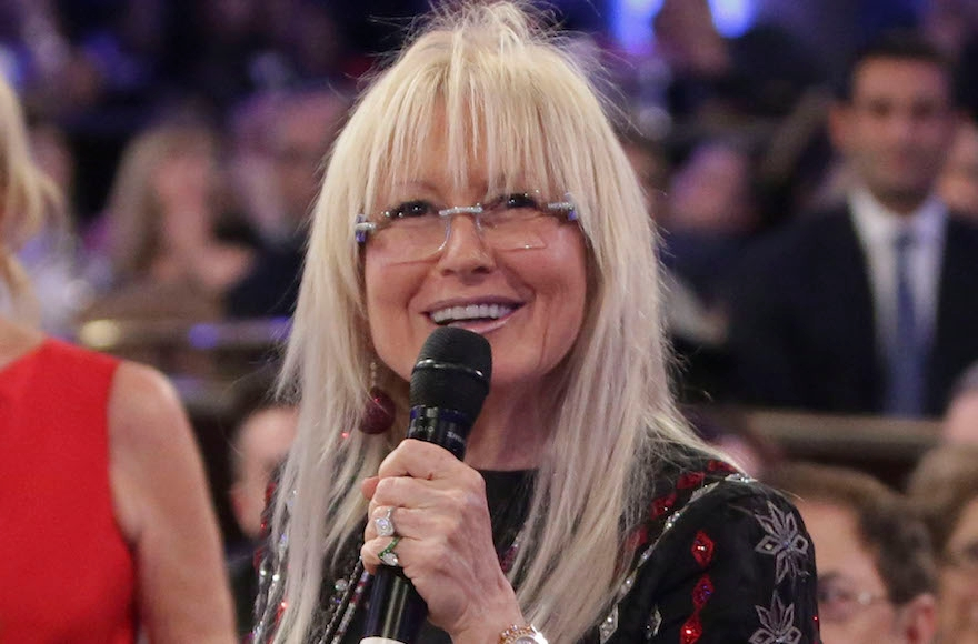 Miriam Adelson is Israel's richest person, with $22 billion