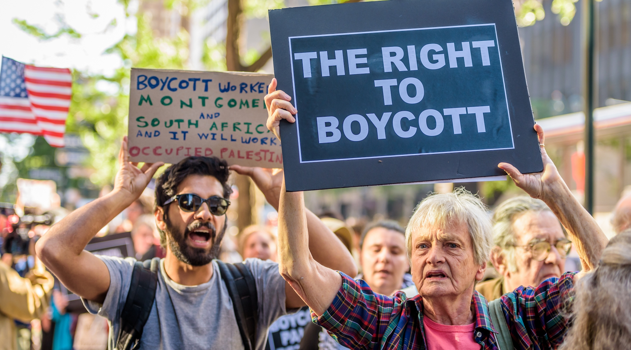 Anti-BDS laws are a constitutional and PR mess. Here's how to make ...