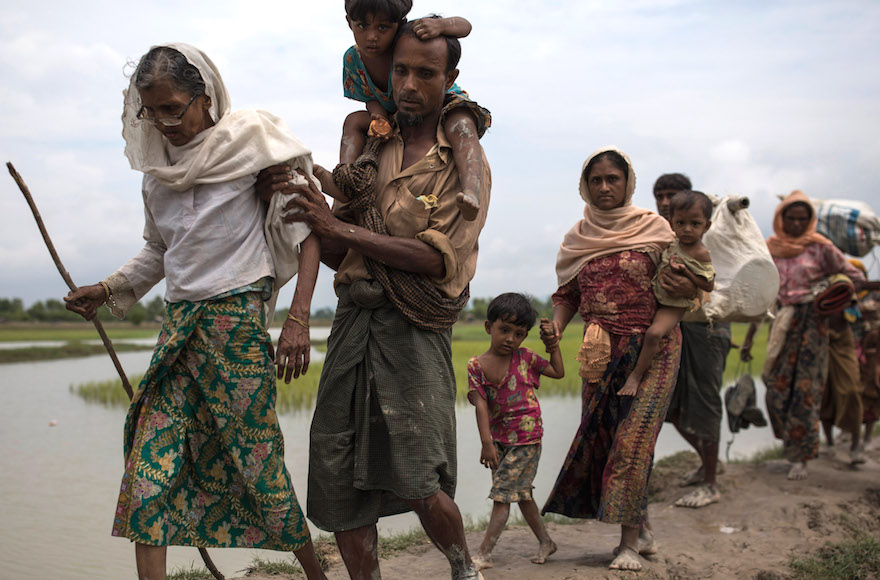 Evidence of Rohingya genocide is 'compelling,' US Holocaust