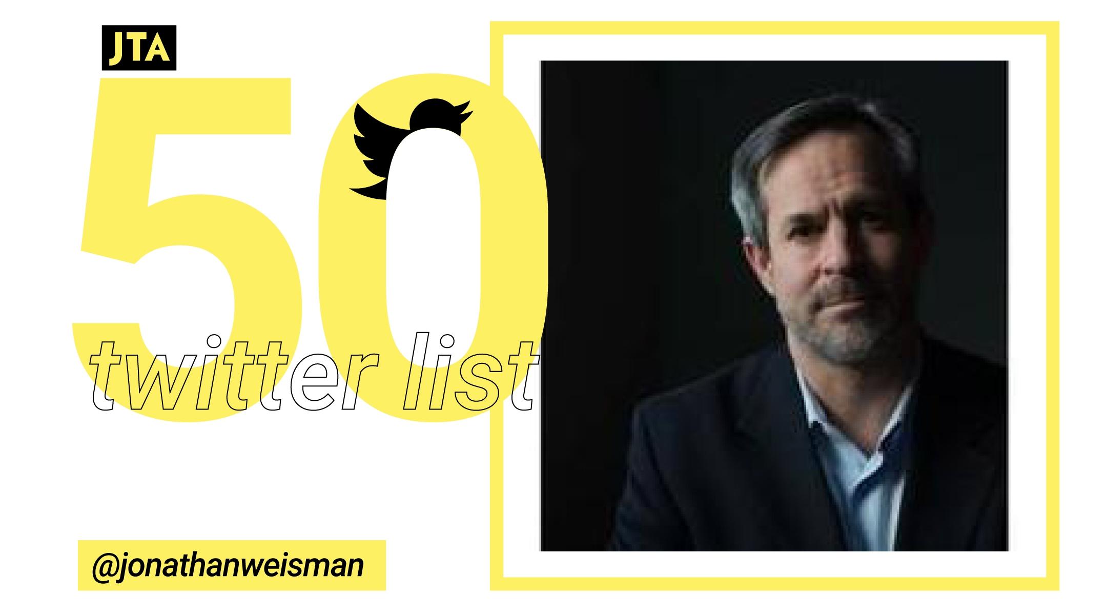 Jonathan Weisman