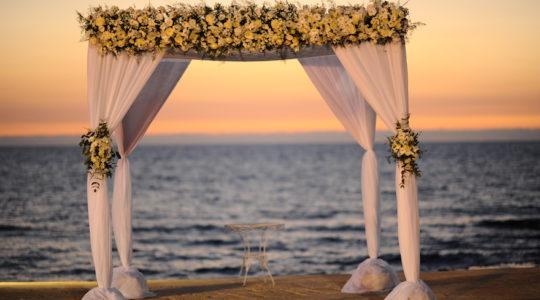 Jewish Wedding Huppah