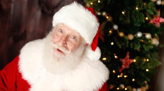 Santa Rick Rosenthal