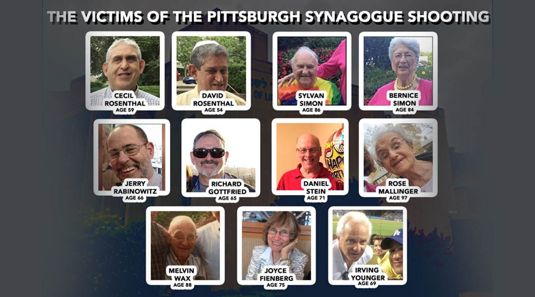 The Pittsburgh shooting victims