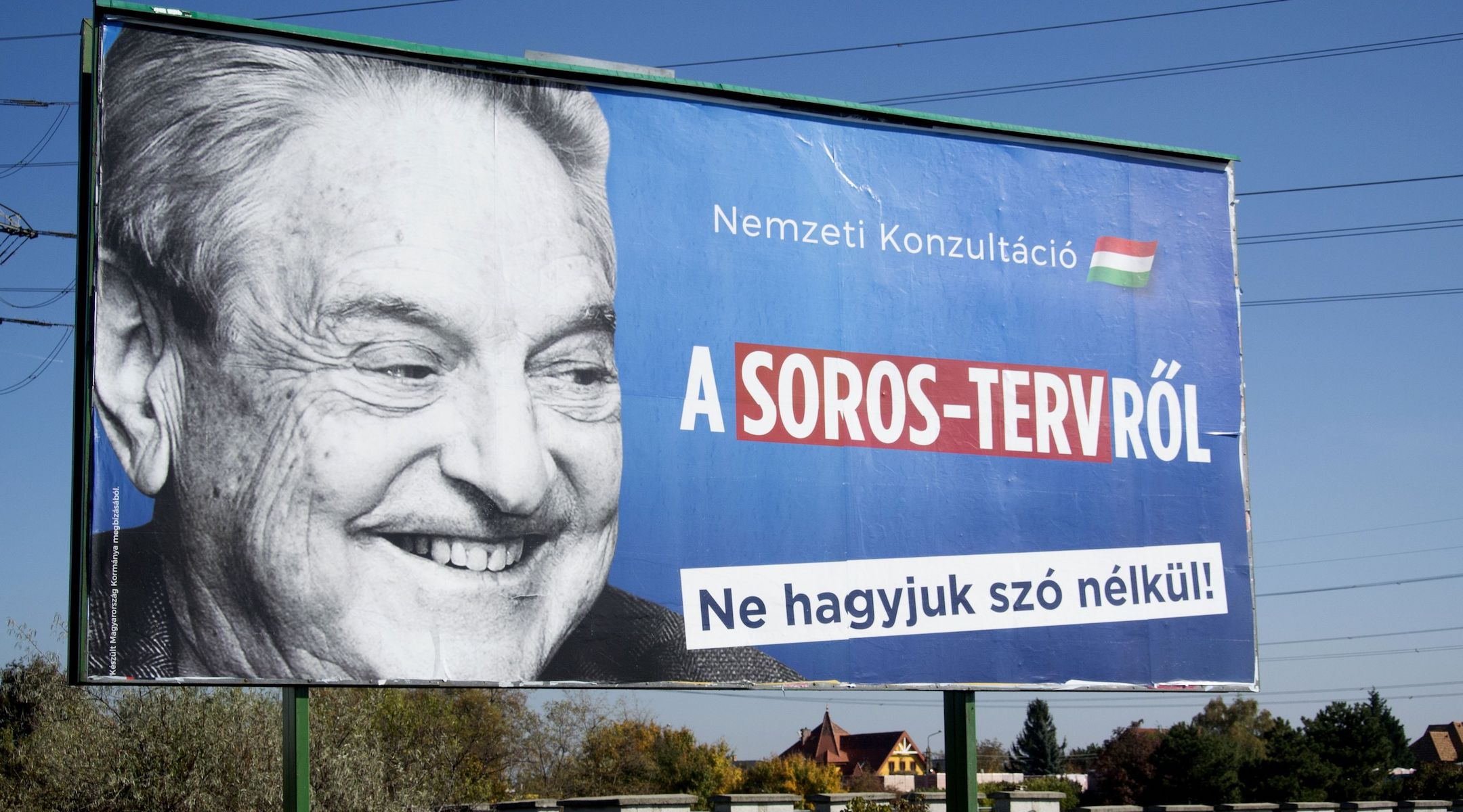 Hungarian official retracts op-ed calling George Soros 'liberal Fuhrer'