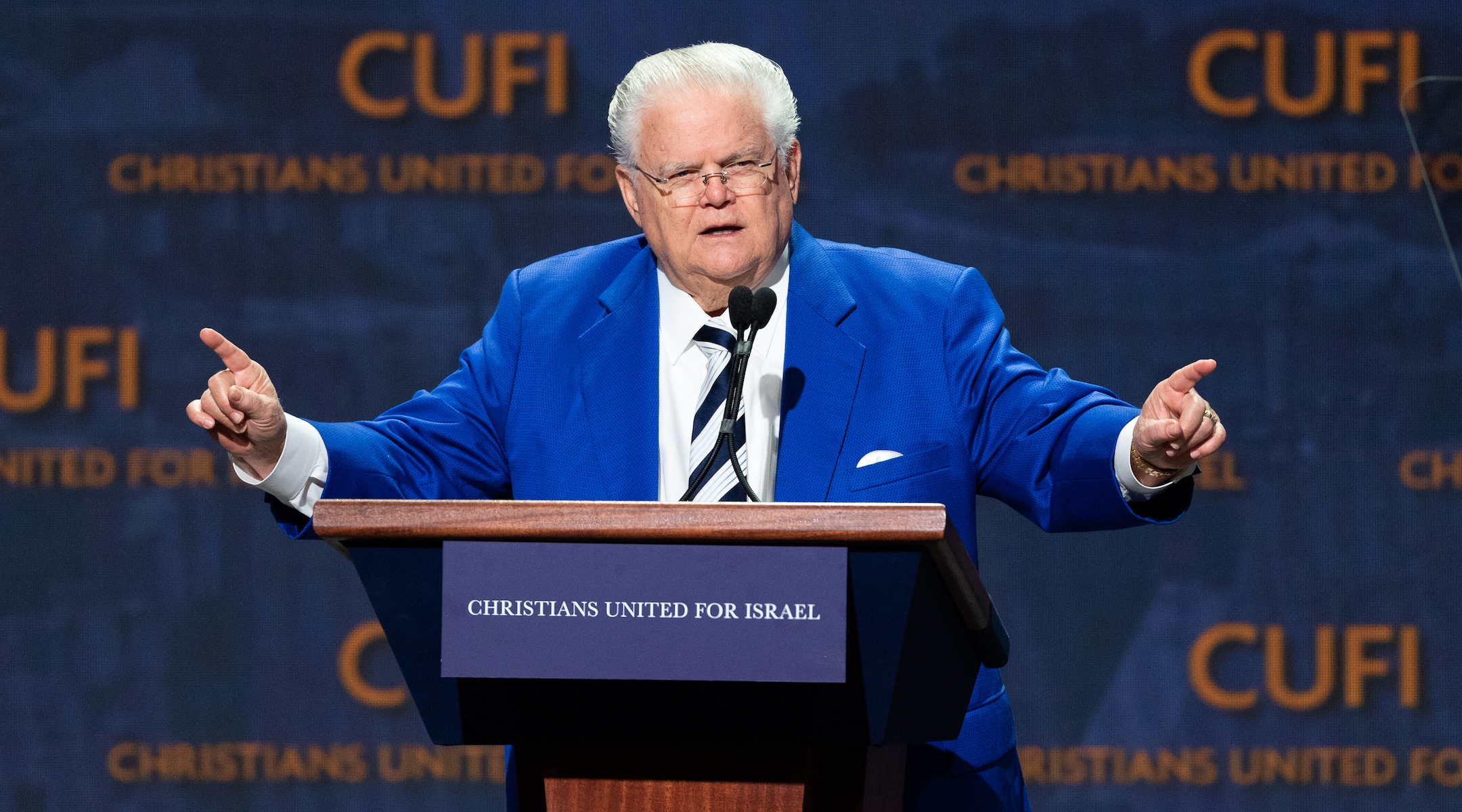 Christian Zionist lobby makes its case to Washington's