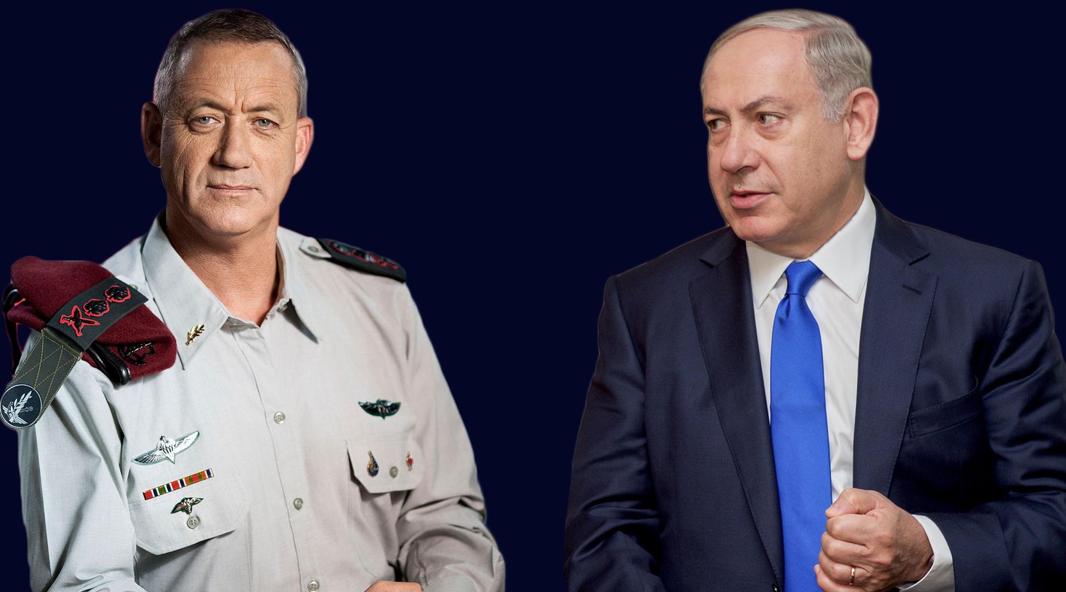Image result for Elections in Israel: Gantz vs Netanyahu