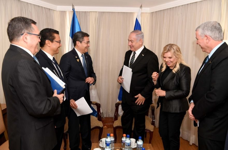 Honduras to move embassy to Jerusalem by year's end