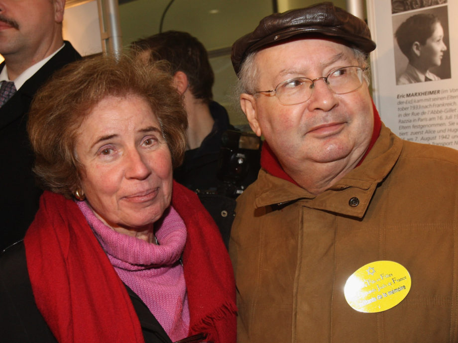 Serge and Beate Klarsfeld
