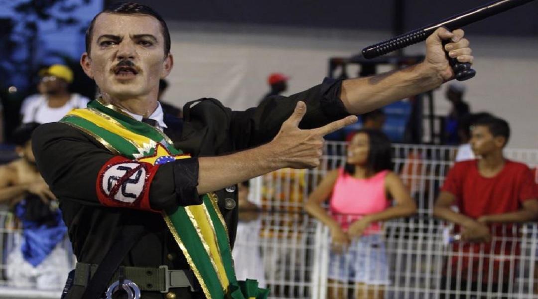 Call Guru Com >> Jewish group objects when samba dancer compares Brazil's new president to Hitler - Jewish ...