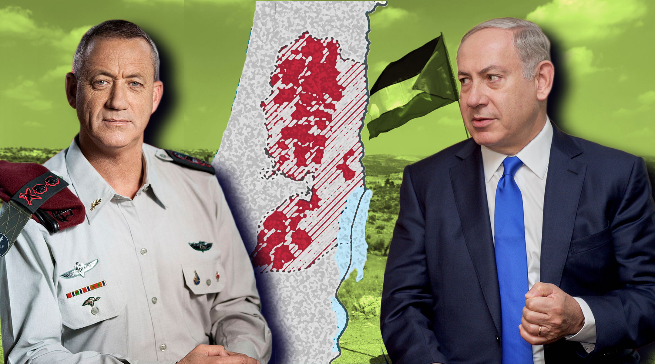 Benjamin Netanyahu's views on a Palestinian state, explained