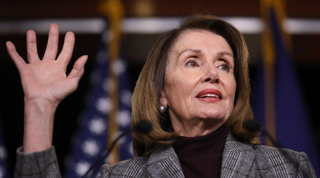Nancy Pelosi leads congressional delegation to Poland and Israel