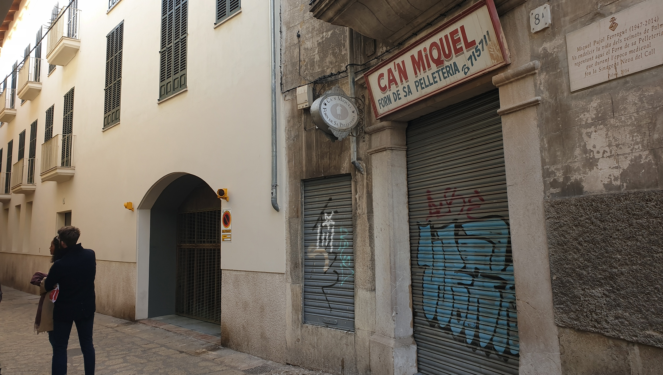For Mallorca's Jews, their first 'public' sukkah is a triumph over the Spanish Inquisition
