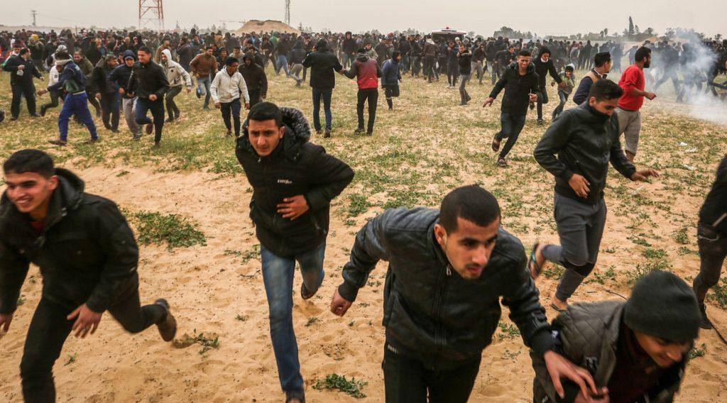 Gaza protest rallies canceled due to coronavirus