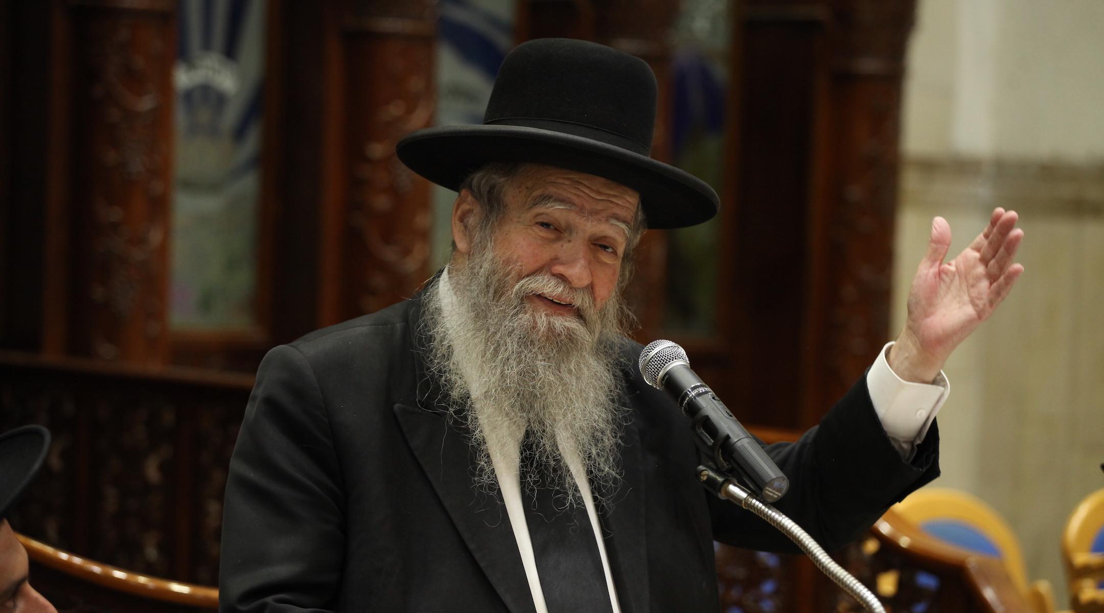 Rabbi Aviezer Piltz