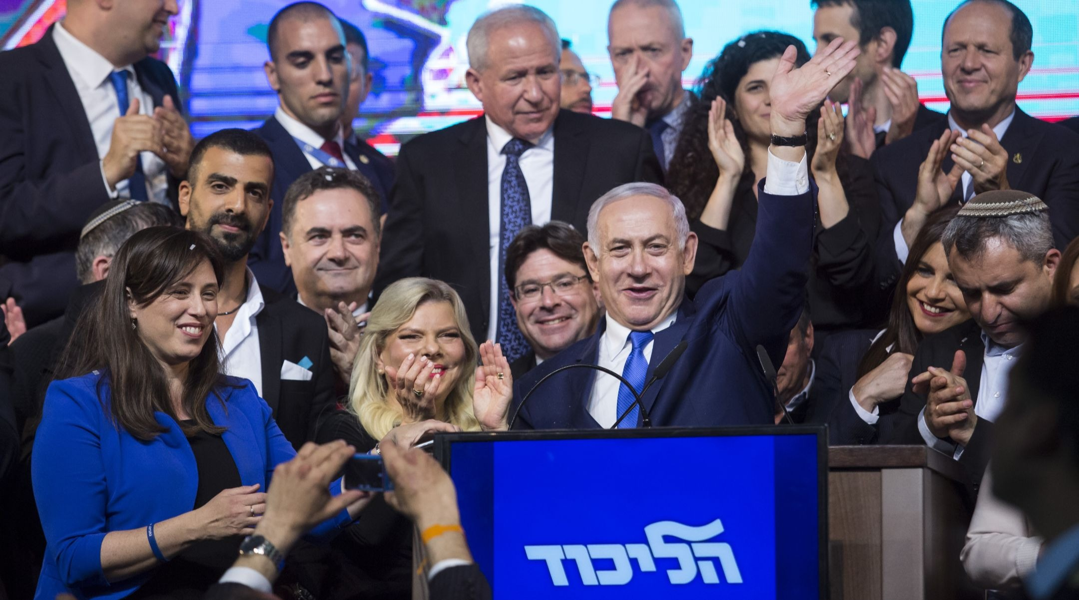 Benjamin Netanyahu files police complaint over death threats against him and his family
