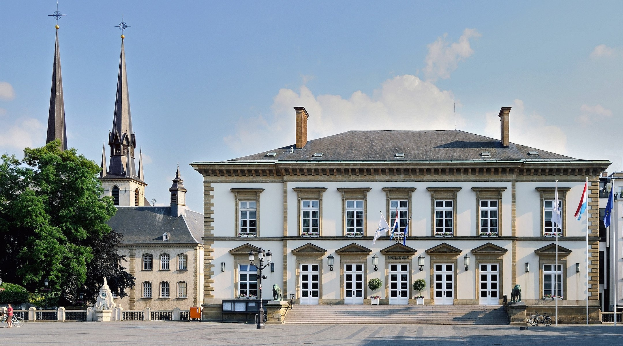 In first, Luxembourg offers $1.2 million in symbolic compensation to noncitizen Holocaust victims