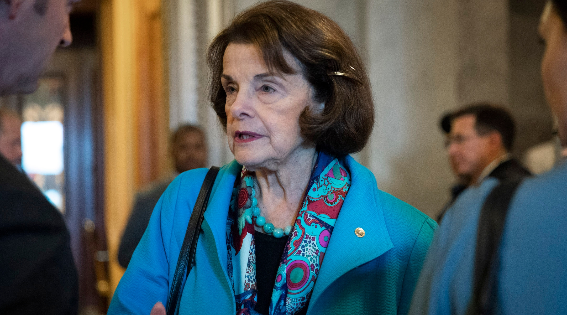 Dianne Feinstein will step down as top Democrat on Senate Judiciary Committee