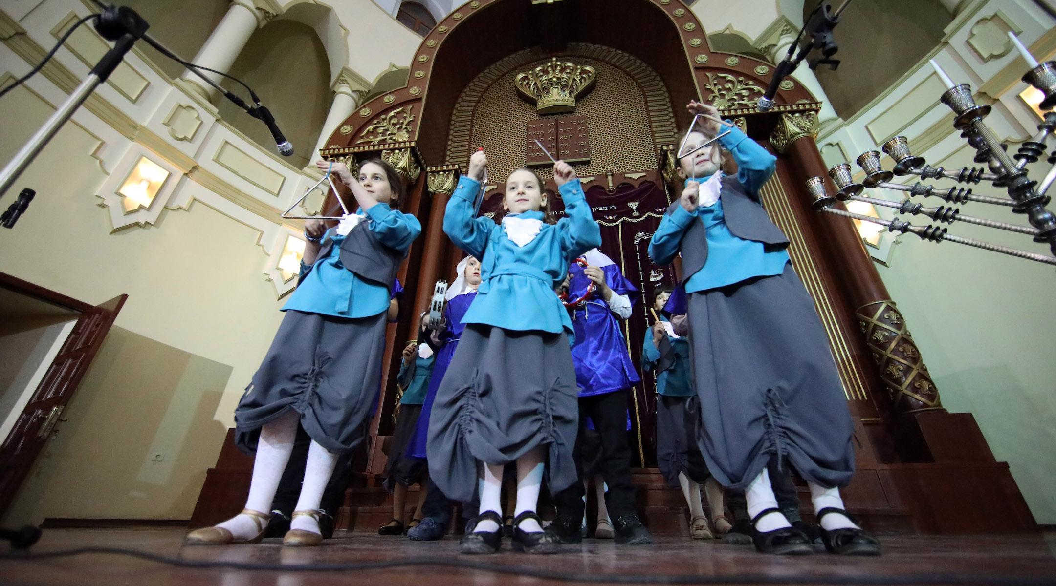 Who are the Jews of Ukraine? - Jewish Telegraphic Agency