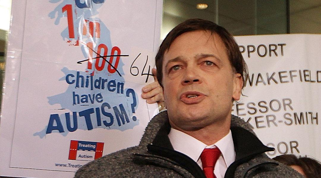 Andrew Wakefield