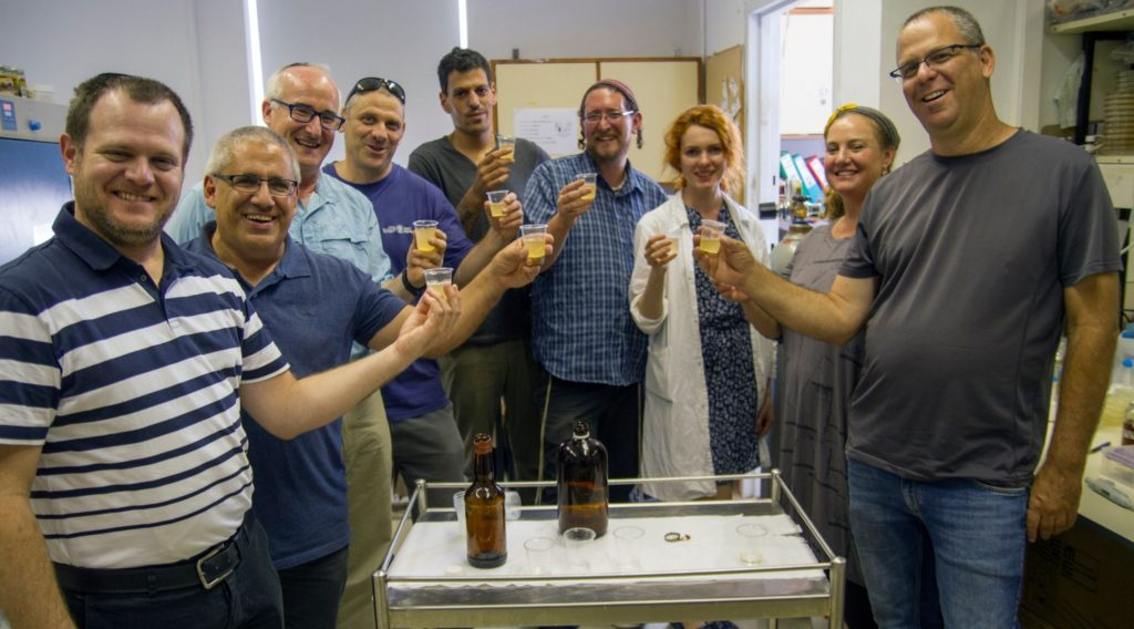 5,000-year-old yeast is being used by Israeli scientists to brew a pretty good beer