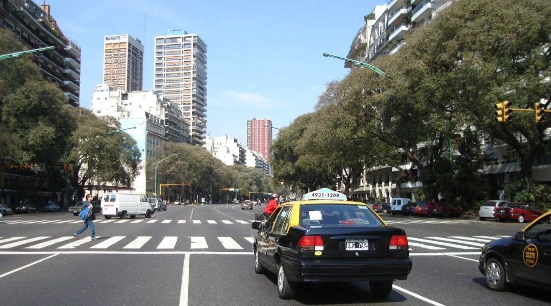 Man wearing kippah attacked on Buenos Aires street