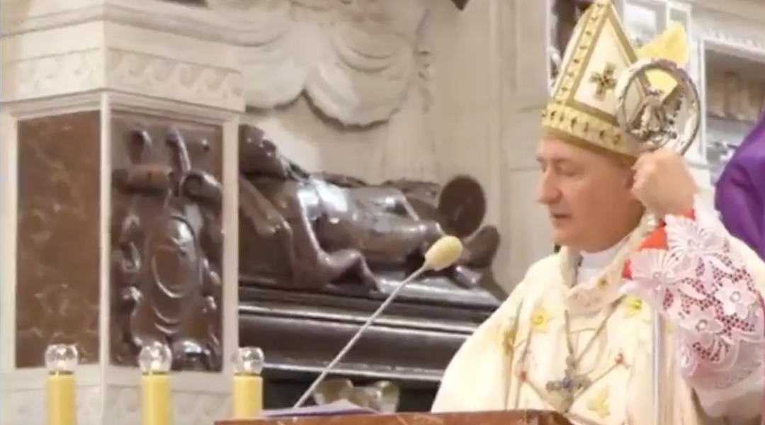Polish bishop delivers thinly veiled anti-Semitic sermon