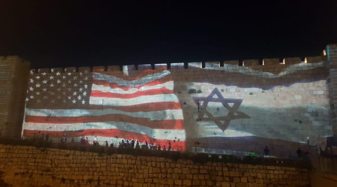 American dating Israelin