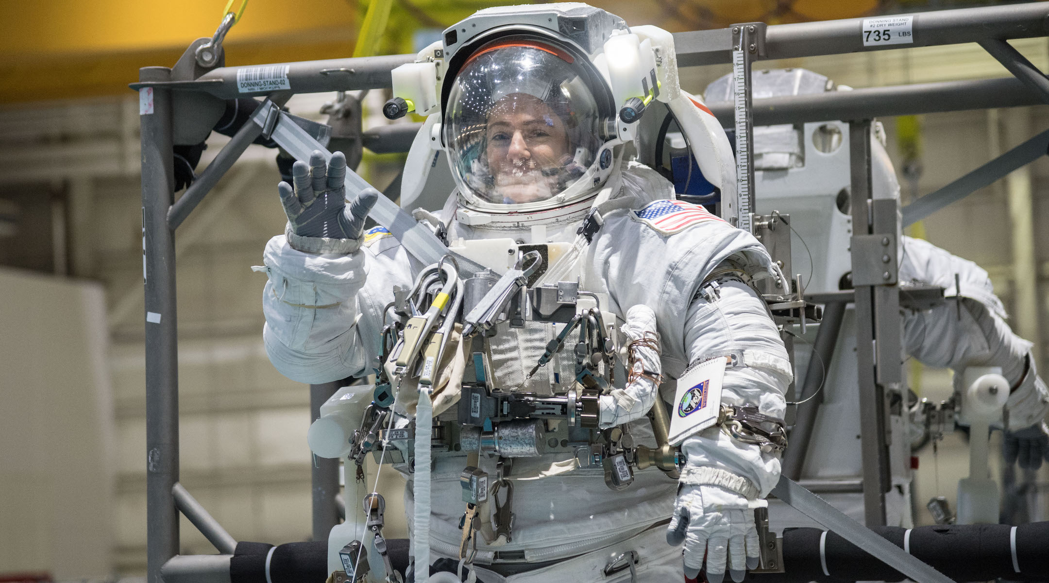Jewish astronaut Jessica Meir wants to be the first woman on the moon