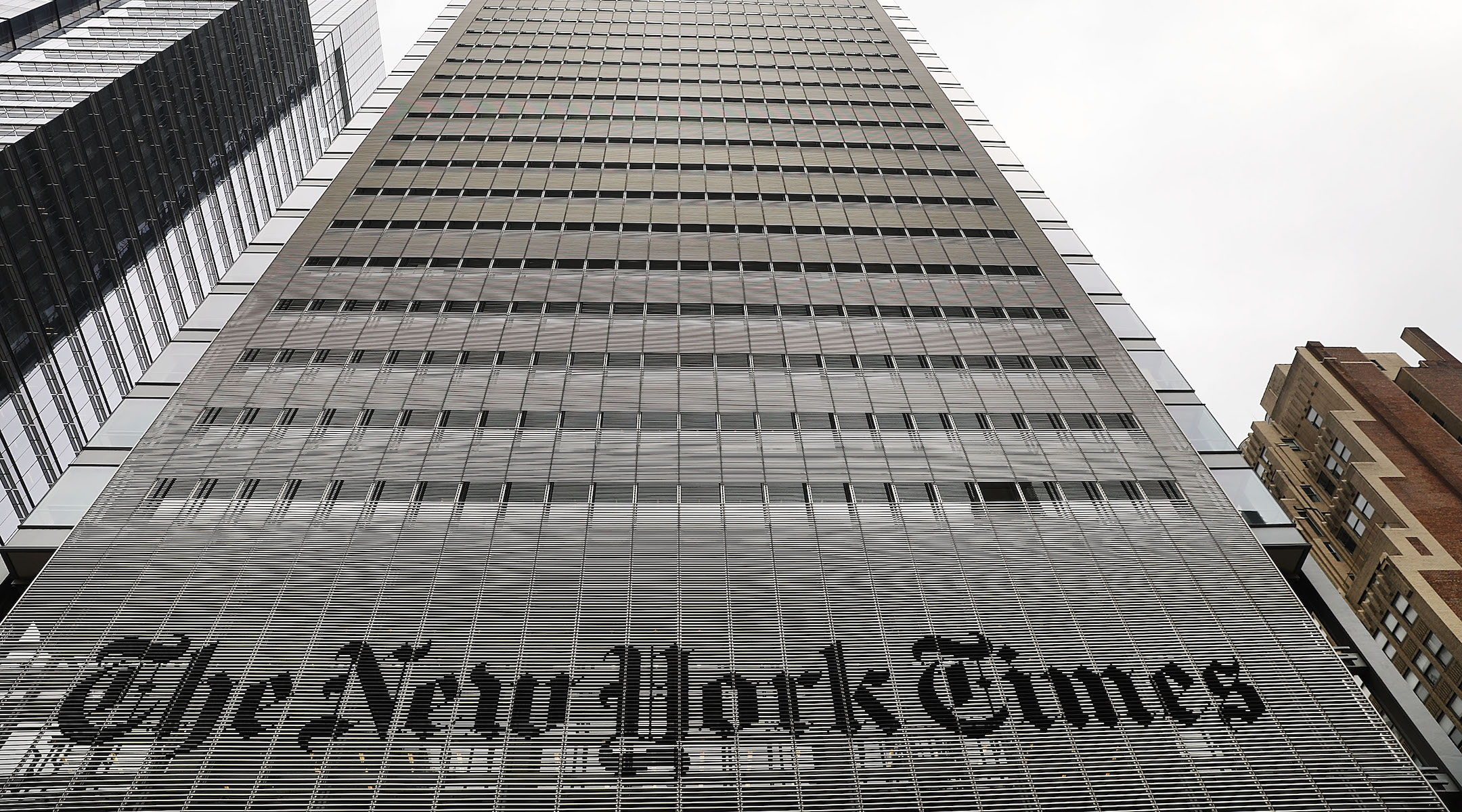 12 Rabbis Meet With New York Times About Its Anti Semitic Cartoon