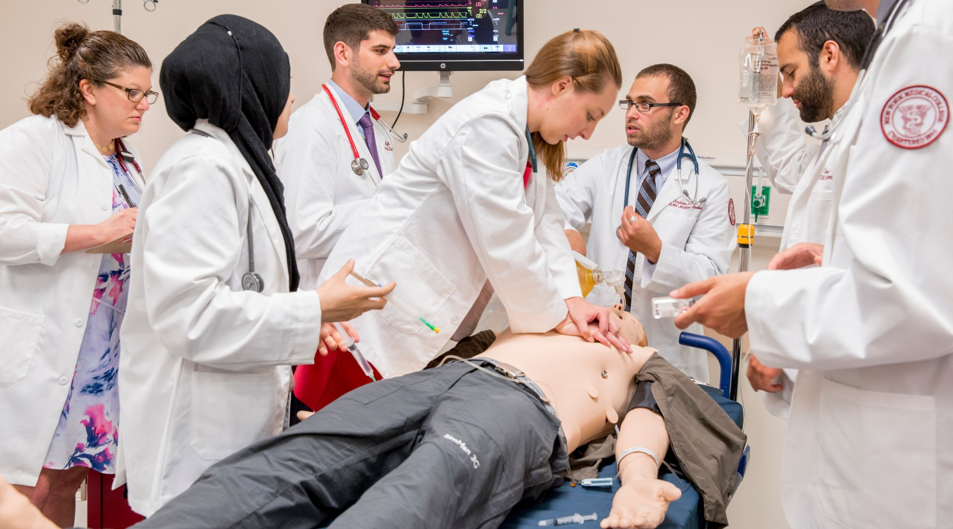 This medical school is putting a uniquely Jewish spin on