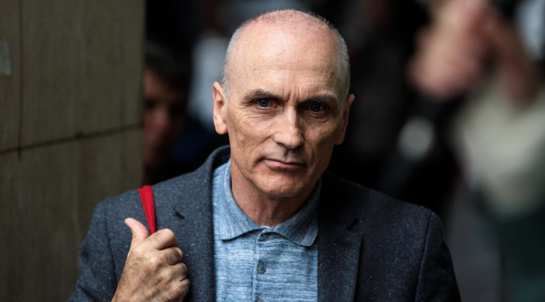 Labour MP Chris Williamson on September 4, 2018 in London. (Photo by Jack Taylor/Getty Images)
