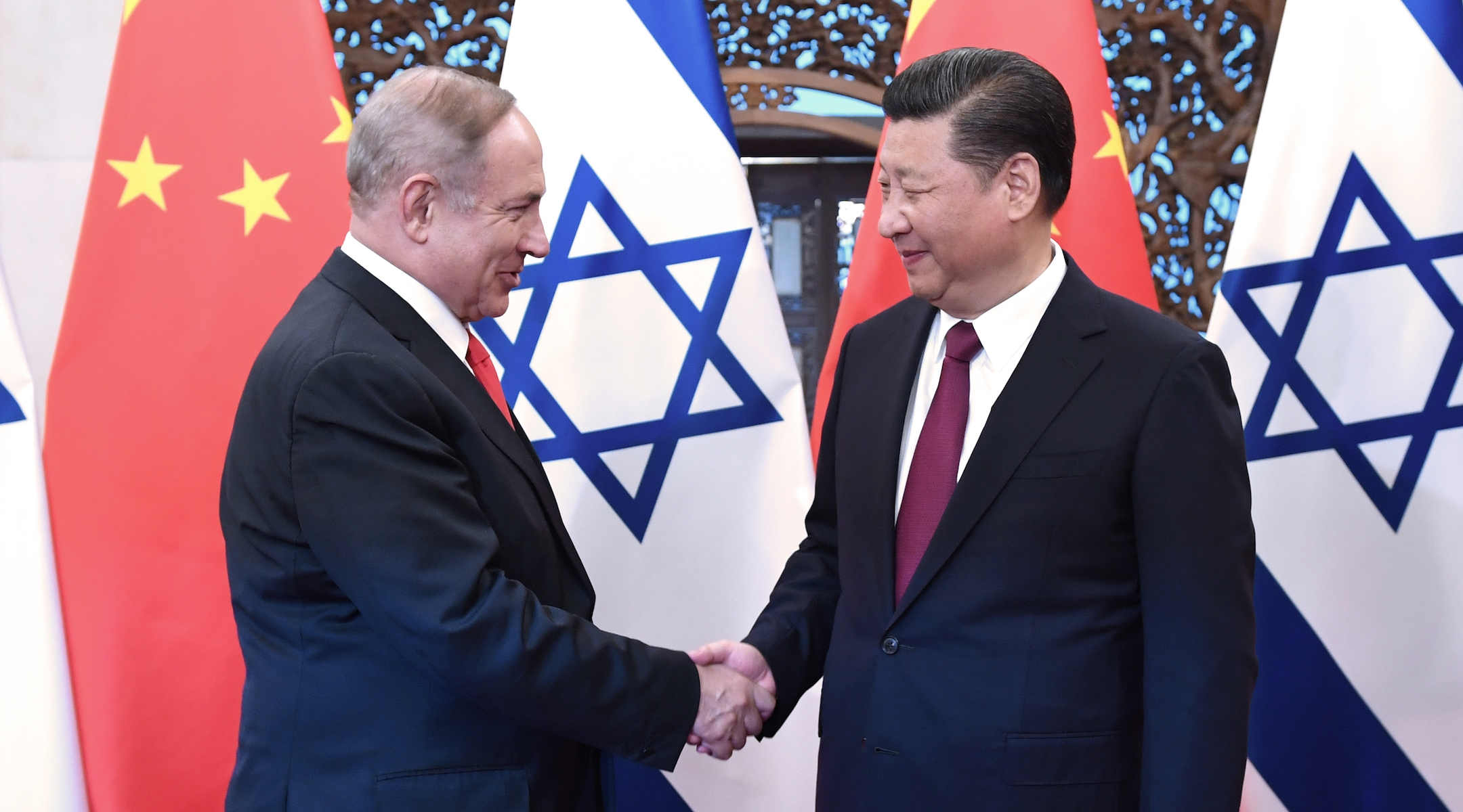 Breaking China: A rupture looms between Israel and the United States